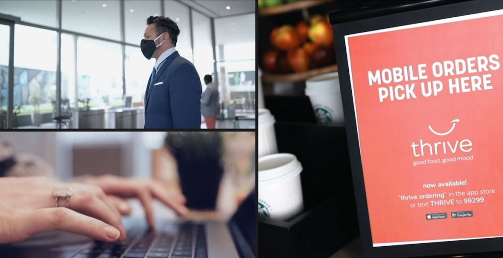 workplace hospitality technology with 360