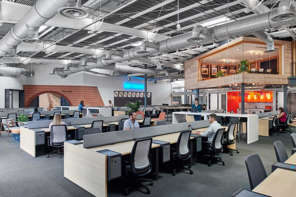 Data-Driven Workplace